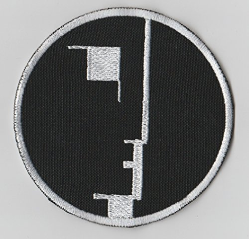 Bauhaus Embroidered sew on (Bauhaus Patches)
