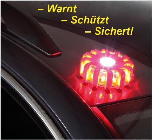 Luz de emergencia rotatoria Kunzer 7WBL01
