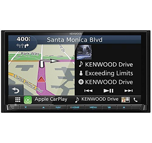 Kenwood 6.95IN 2DIN NAV/HD RCVR
