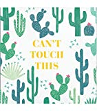 Cactus Can't Touch This Pack of 20 Paper Lunch Beverage Napkins Cacti