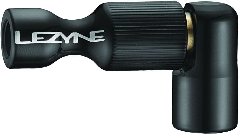 LEZYNE Trigger Drive CO2 Bicycle Tire Inflation System - Head Only
