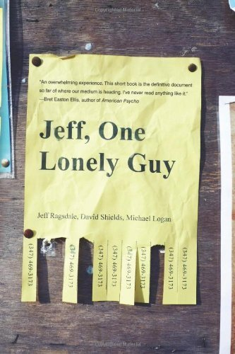 (Jeff, One Lonely Guy)