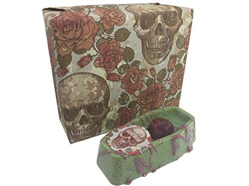 Dead Inside Coffin Bath Bomb 150-200g | Horror Bath Bomb | Free Spirit Bath and Body