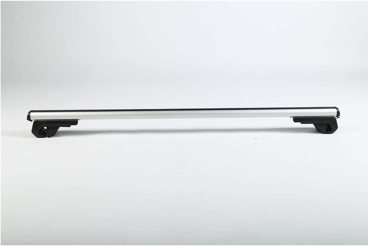 Dachträger Passend Für Mercedes Glk Dachgepäckträger Ab Baujahr 2008 Aus Aluminium In Chrom 110cm Auto