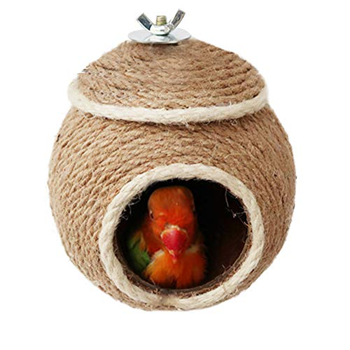 Best handwoven straw bird nest