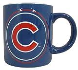 cubs coffee mug - Chicago Cubs 14 oz Warm Up Ceramic Coffee Mug