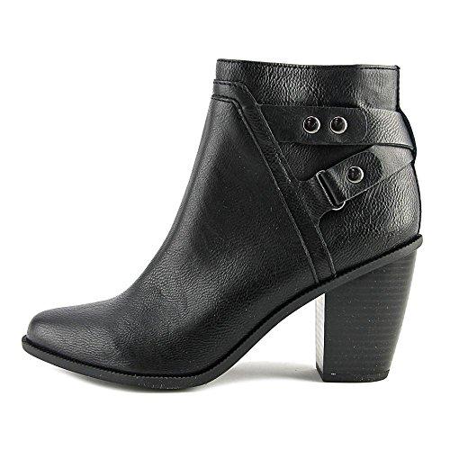 Bar Iii Dames Duif Gesloten Teen Enkel Mode Laarzen Zwart