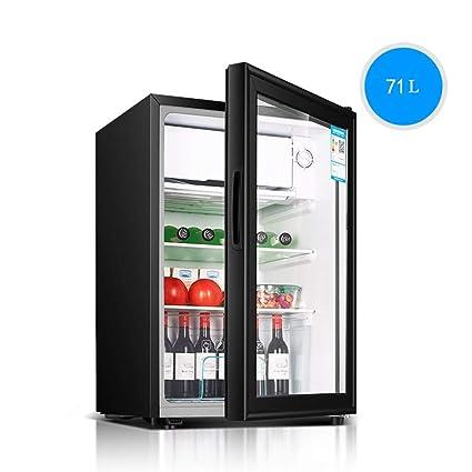 Unbekannt Kühlschrank, Glastür, leise Energieeinsparung ...