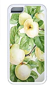 Cases For iPone 5C - Summer Unique Cool Personalized Design Apple Pear