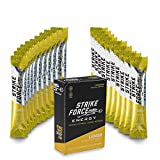Strike Force Energy - 10 Ct Boxes - Lemon - Liquid Energy Drink Mix - Portable Packets