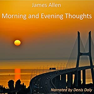 Morning and Evening Thoughts Audiobook