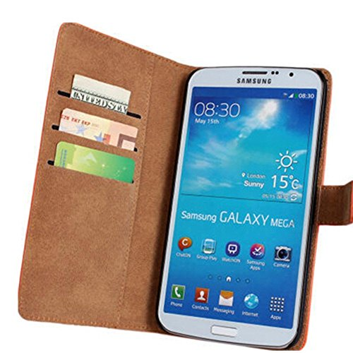 Evtech (tm) Funda de cuero Rhinestone del diamante de Bling Cristal Azul Glitter Fashion Style para Samsung Galaxy Note 5 (100% Artesanal)
