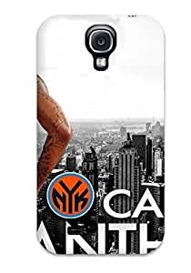 Perfect Fit NECwWnn706ZBUVl New York Knicks Basketball Nba Gw Case For Galaxy - S4