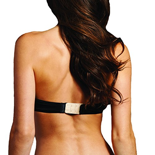 Top Maidenform Women's Two-Hook 3/4 Inch Bra Extender free shipping