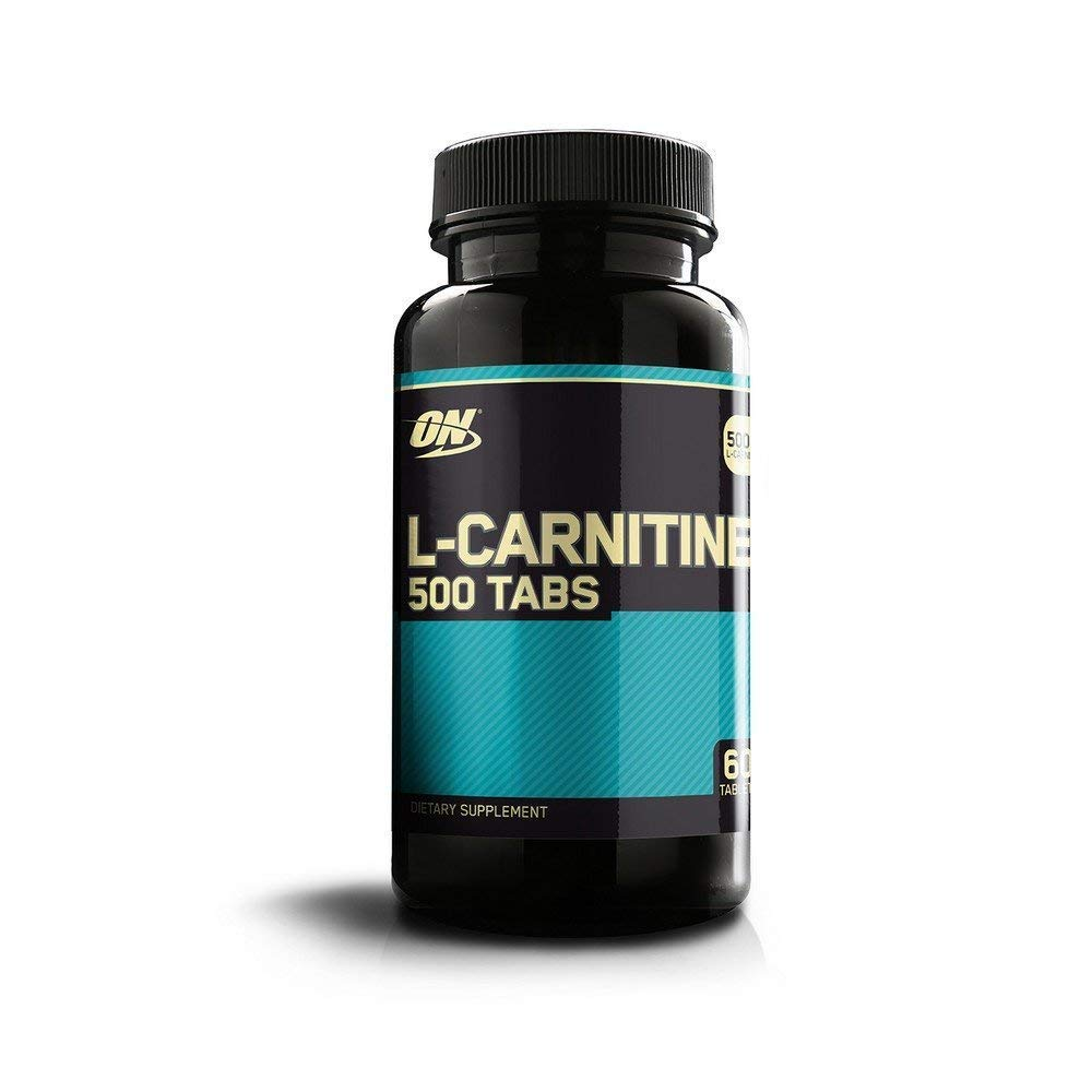OPTIMUM NUTRITION L-Carnitine 500mg, 60 Tablets by Optimum Nutrition