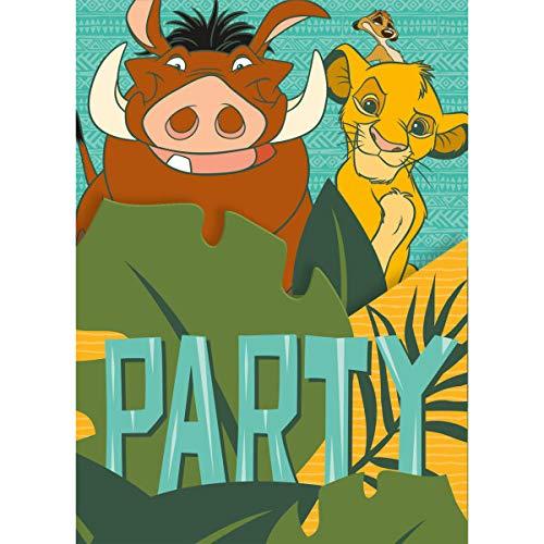 Disney's Lion King Party -