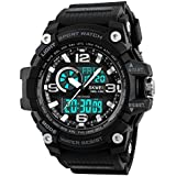 Mens Military Digital Watches 50M Waterproof...