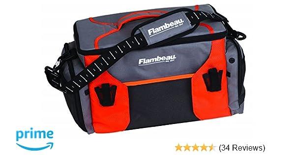 Flambeau 6174TB Ritual R50D Large Duffle Tackle Bag Shoulder Strap Fishing