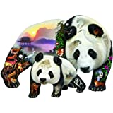 Panda Playground 1000 pc Jigsaw Puzzle
