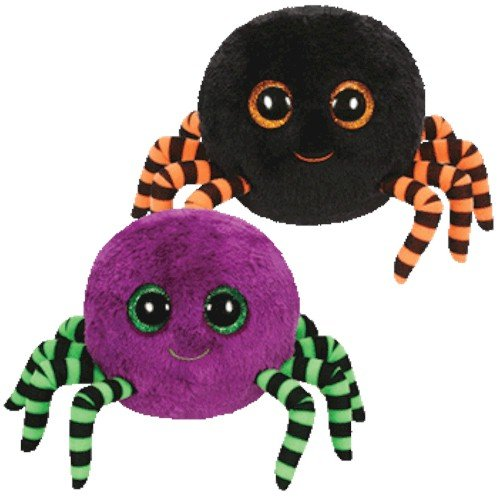 Ty Beanie Boos Crawly - Halloween Spider (Set of (Boo Halloween Game)