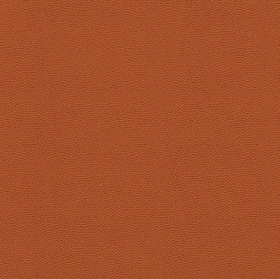 12x12 Scrapbook Paper - Textured Basketball Leather - 3 Sheets