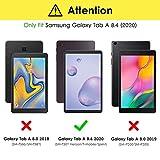 DTTO Galaxy Tab A 8.4 Inch Case 2020, Premium Silk