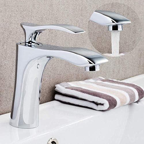 ShiSyan 立体水栓 万能水栓 蛇口キッチンタップ流域水栓滝の蛇口デッキD水タップ洗面シンクミキサータップ浴室の滝ミキサー 混合水栓