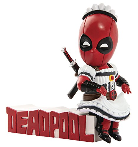 Beast Kingdom Marvel Comics Mea-004 Deadpool Servant Mini Egg Attack Action Figure