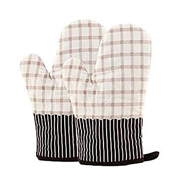 Lqchl Venta caliente guantes para horno microondas horno barbacoa ...