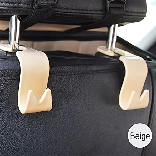 IPELY Headrest Hanger Storage Hooks product image
