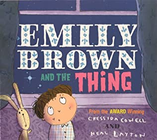 book cover of Emily Brown and the Thing