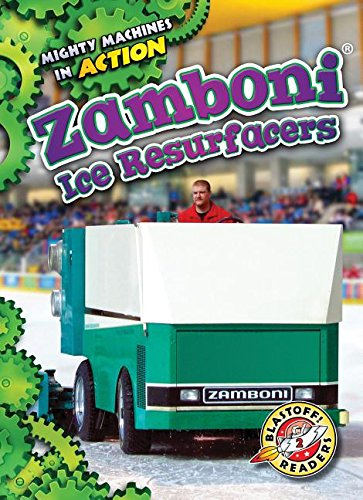 Used, Zamboni Ice Resurfacers (Blastoff Readers. Level 2: for sale  Delivered anywhere in USA