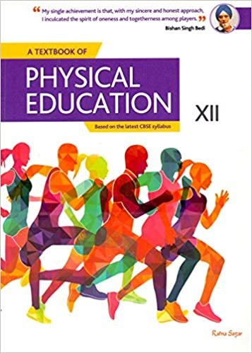 Physical Education Book For Class 12 Cbse