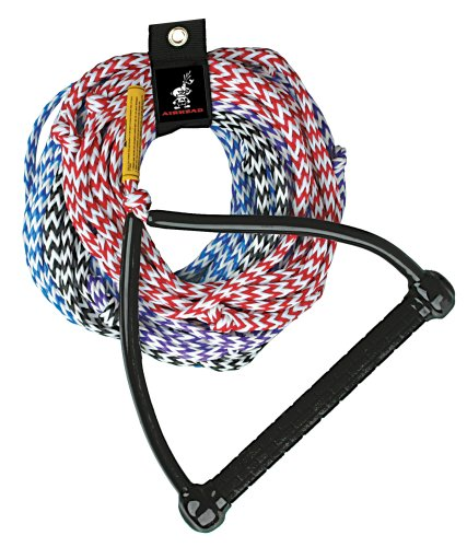 (AIRHEAD Ski Rope, 4 Section)
