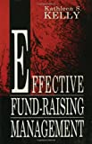 Effective Fund-Raising Management 9780805813210
