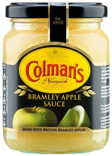 Colmans - Salsa de manzana bramley