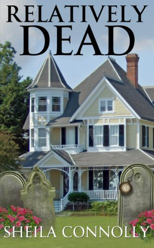 book cover of Relatively Dead