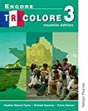 img - for Encore Tricolore Nouvelle 3 Student Book book / textbook / text book