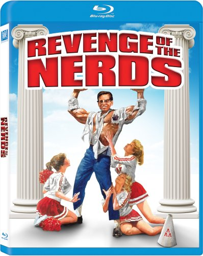 Revenge of The Nerds Blu-ray