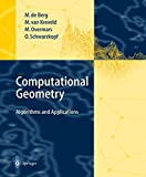 img - for Computational Geometry: Algorithms and Applications book / textbook / text book