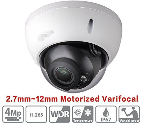 Zoom Poe Network Camera - 1