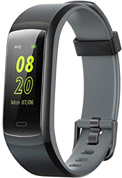 Willful Pulsera de Actividad, Pulsera Inteligente con Pulsómetro Reloj Inteligente Impermeable IP68 Pulsera para Deporte Pulsera Actividad Inteligente para Mujer Hombre para Android iOS Teléfono: Amazon.es: Deportes y aire libre