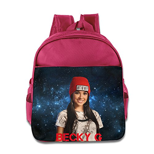 Kids Becky G School Bag (2 Color:Pink (Becky Pig)