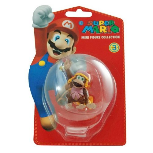 (Goldie International Dixie Kong Figure Party)