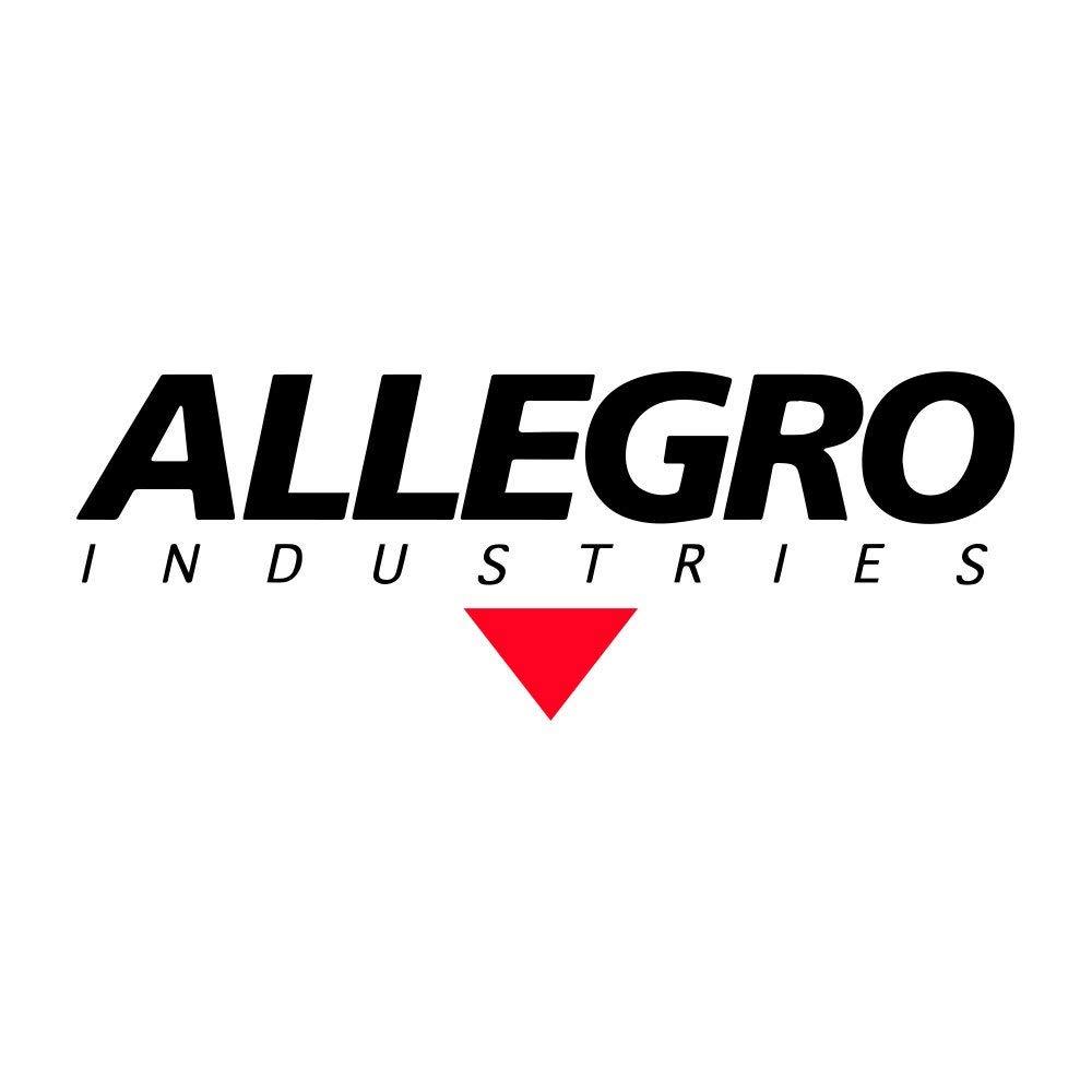 Respirator Lens, White, Standard by Allegro