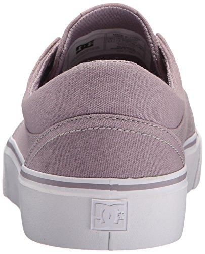 Dc Femmes Trase Tx Skate Chaussure Violet Pluie