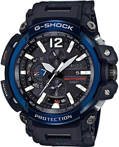 CASIO watch G-SHOCK G shock gravity master Bluetooth-enabled GPS Solar radio GPW-2000-1A2JF Men's