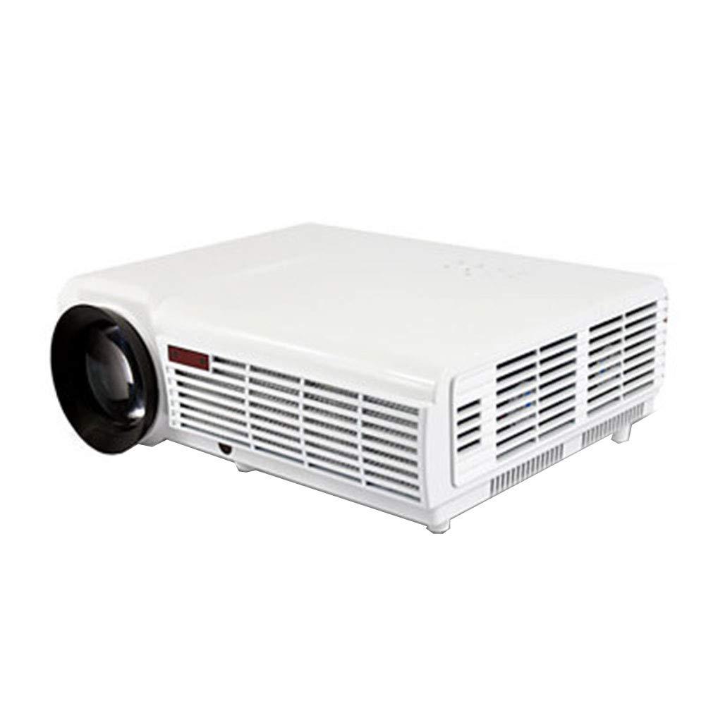 プロジェクター ポータブルミニプロジェクター、 LED 1080P HD投影、WIFI接続、 に適して ファミリー/劇場/パーティー B07QYRDC6X