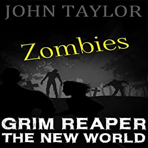 Zombies: Grim Reaper Audiobook