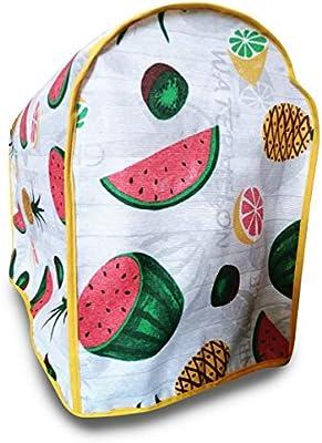 Funda Antimanchas Monsieur Cuisine modelo Frutas. Robot del Lidl: Amazon.es: Hogar